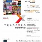 第28回トレード・エキスポ・インドネシア2013